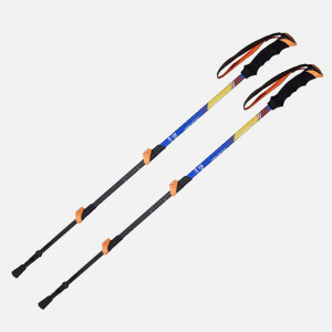 Trekking Poles with 50% Carbon Fiber (Set of 2)