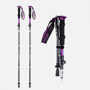 Trekking Poles for Hiking Collapsible (Set of 2)