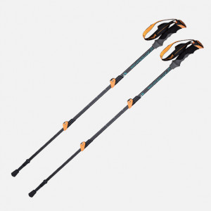 Trekking Poles with 80% Carbon Fiber for women (Set of 2)